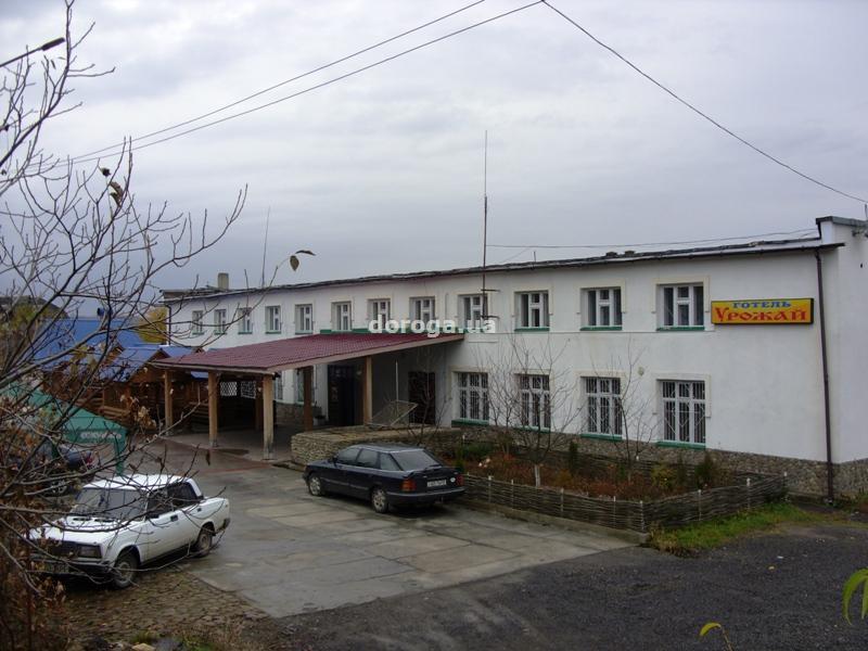 Гостиница Урожай