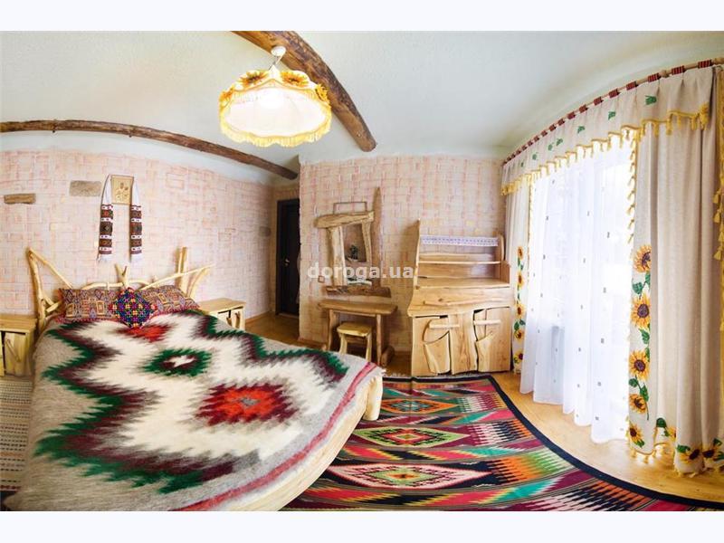 Отель Грибова хата