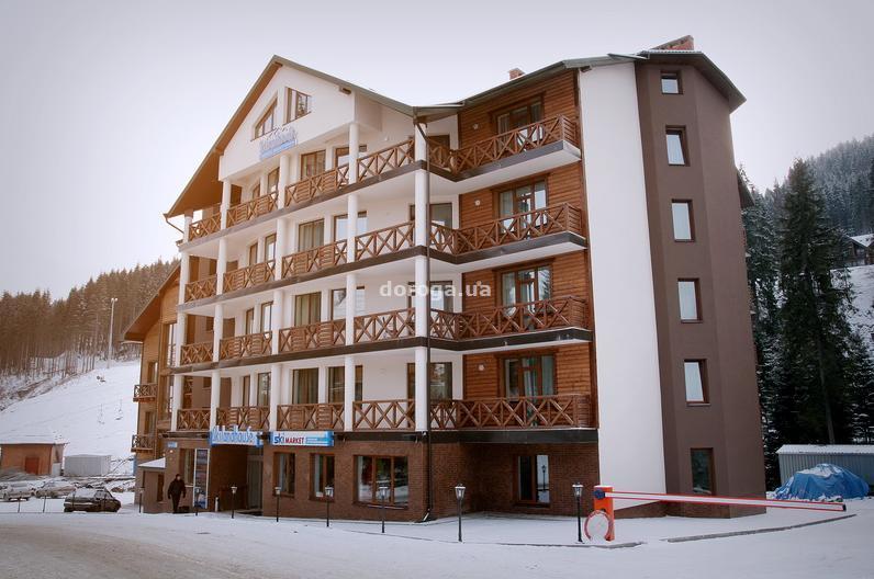 Отель СкилендХаус