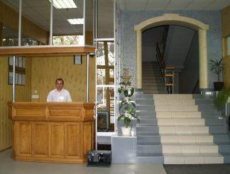 Гостиница Виноградов