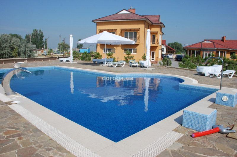 Отель Виолис