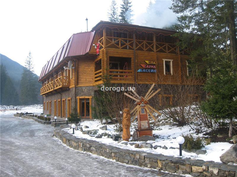 Отель Ольга