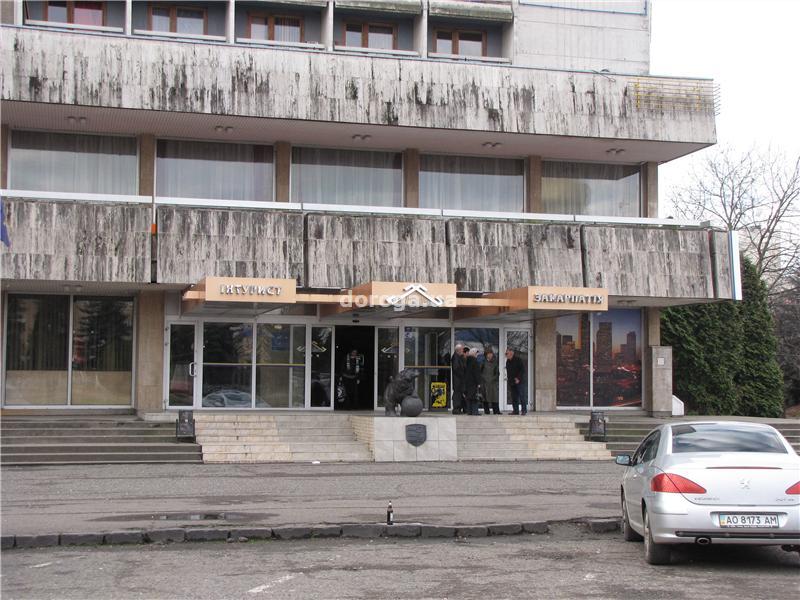 Гостиница Закарпатье-Интурист Ужгород 2014 01ee60e924561