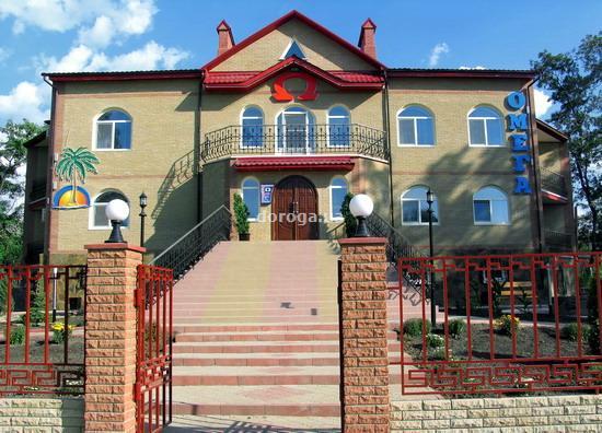Мини-отель Омега