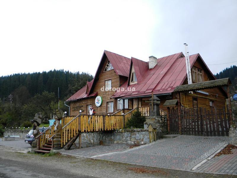 Отель Бюргер-Тростян