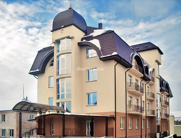 Отель Рейкарц Почаев