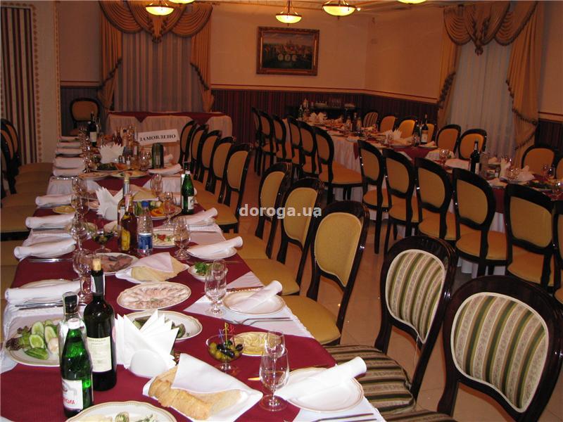 Гостиница Карпаты