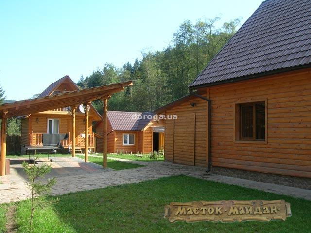 База отдыха Маеток Майдан