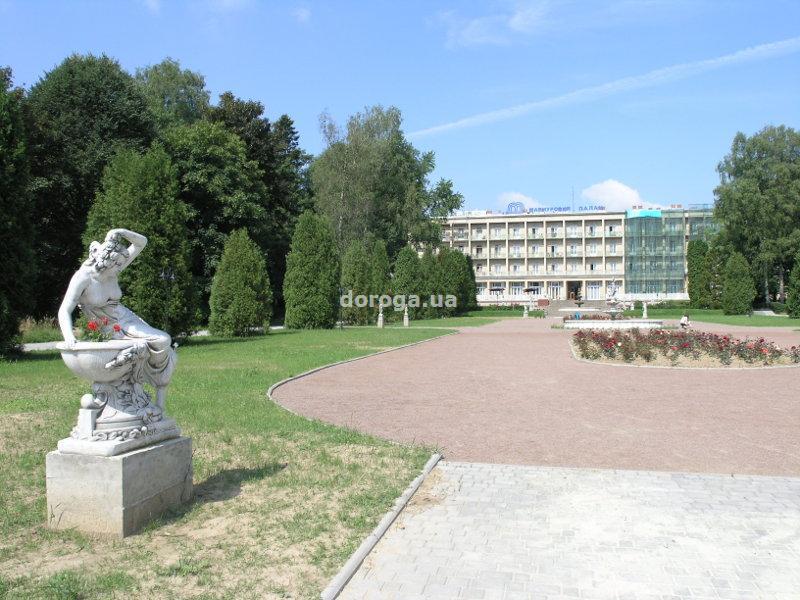 Санаторий Мраморный дворец