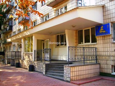 Гостиница Казацкая на Антонова