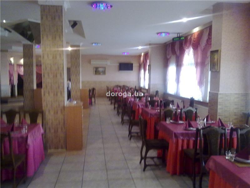 Гостиница Дубно
