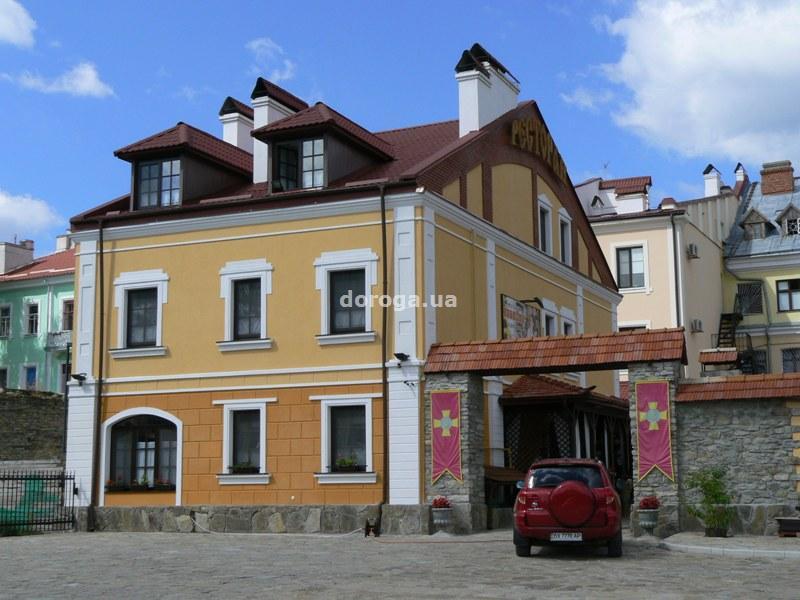 Гостиница Гетман