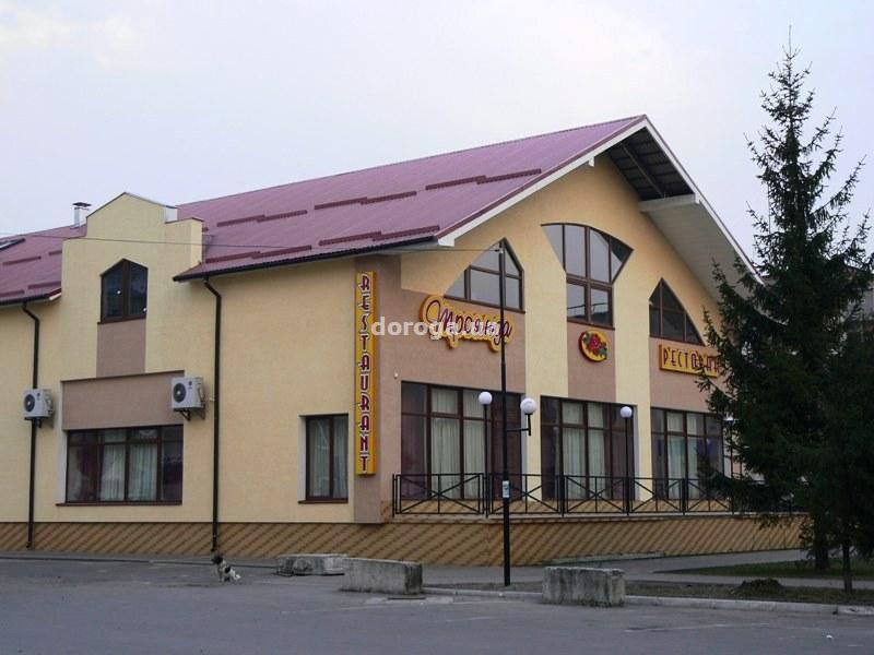Гостиница Троянда