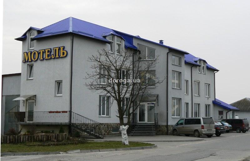 Мотель Тарантас