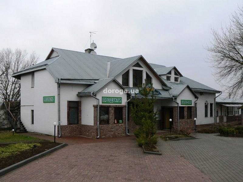 Мотель Скала