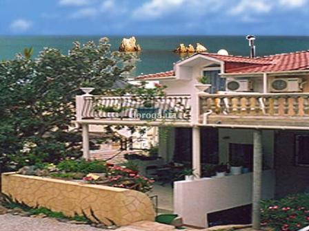 Мини-отель Ноги в море