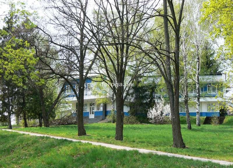 Гостиница Взморье