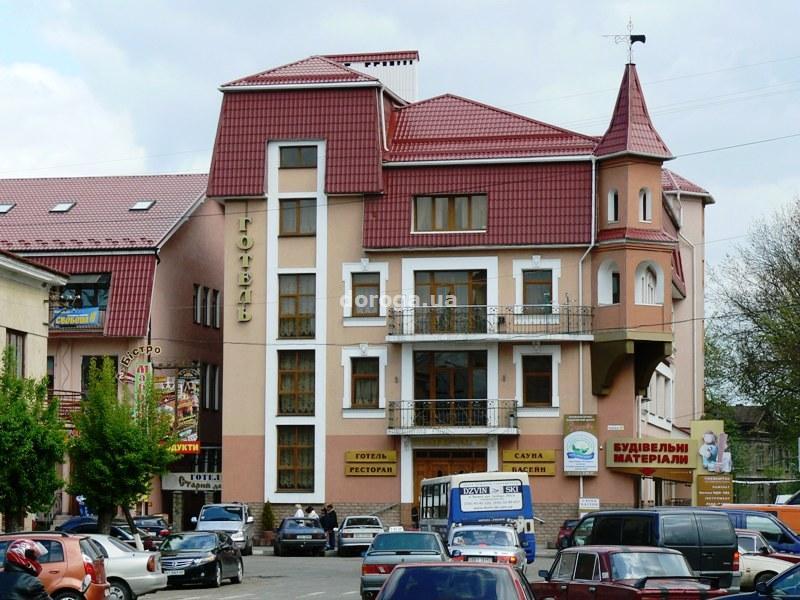Гостиница Смарагд
