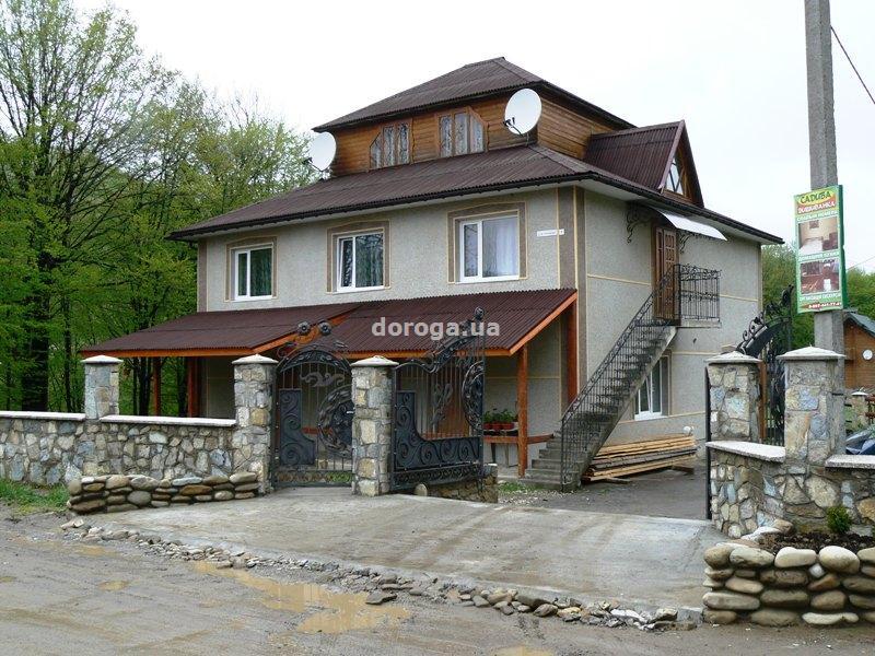 Мини-отель Вышиванка