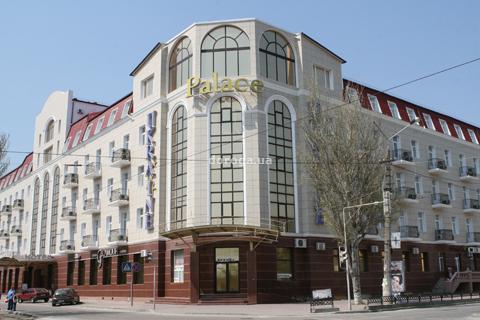Отель Украина Палас