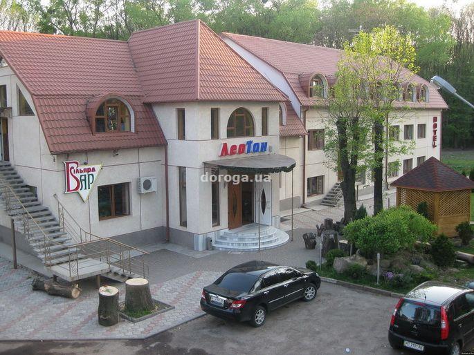 Отель ЛеоТон