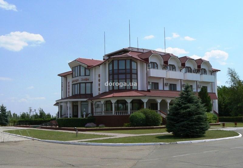 Мотель Добробут