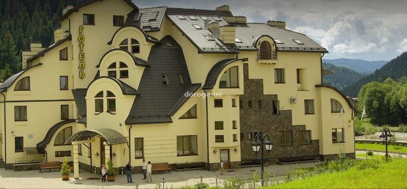 Отель Гердан