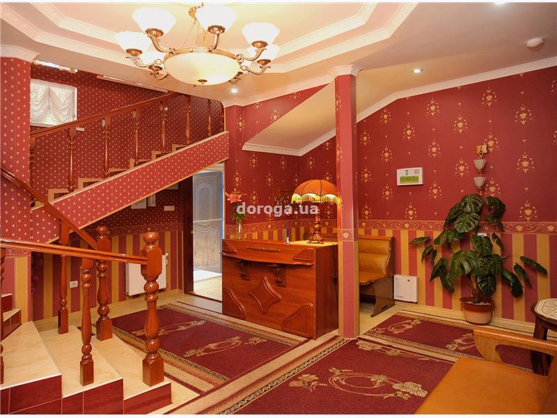 Гостиница Елена