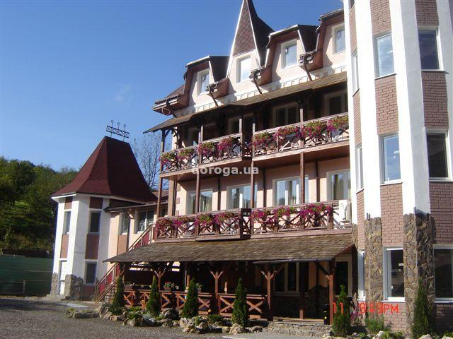 Отель Мараморош