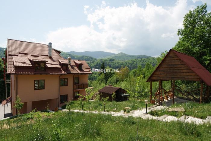 Мини-отель Краса Карпат