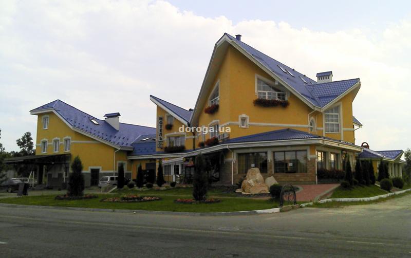 Гостиница Мотель