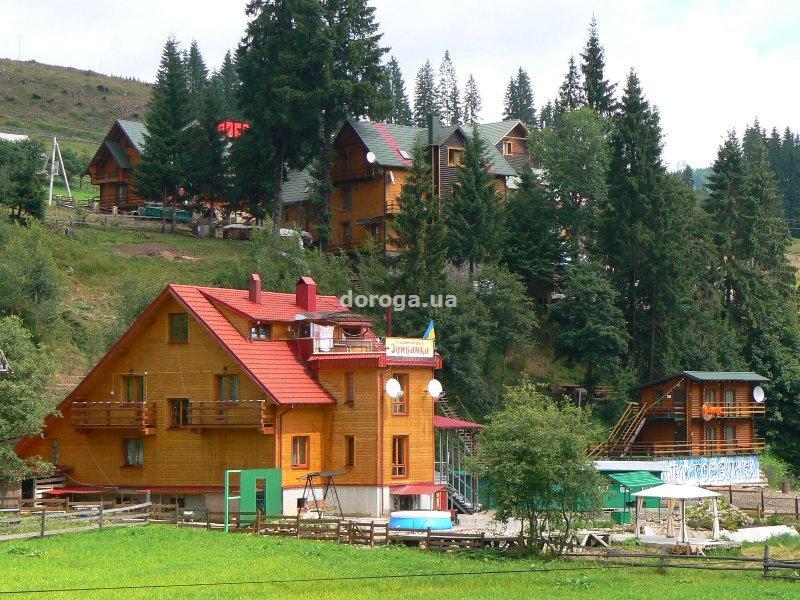 Мини-отель Здыбанка