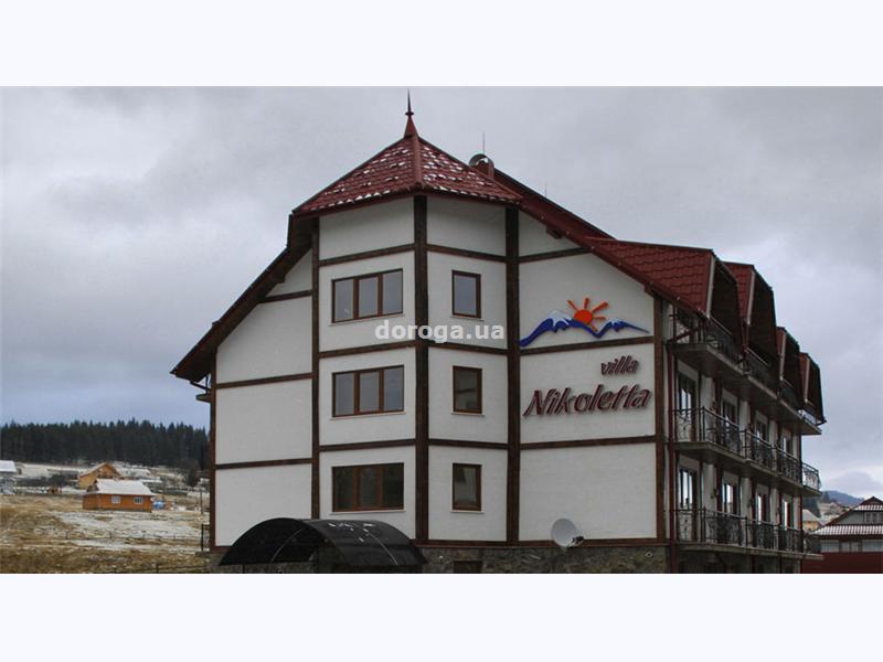 Отель Николетта