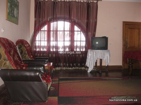 Гостиница Качановка
