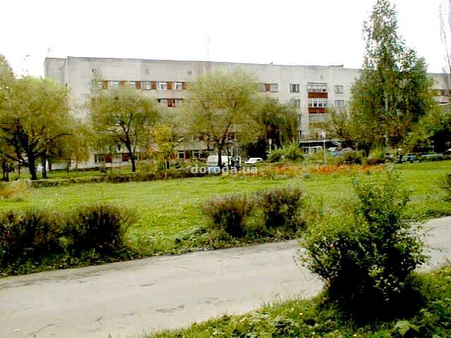 Санаторий Спелеоцентр Солотвино