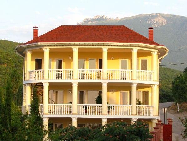 Отель Дача №1