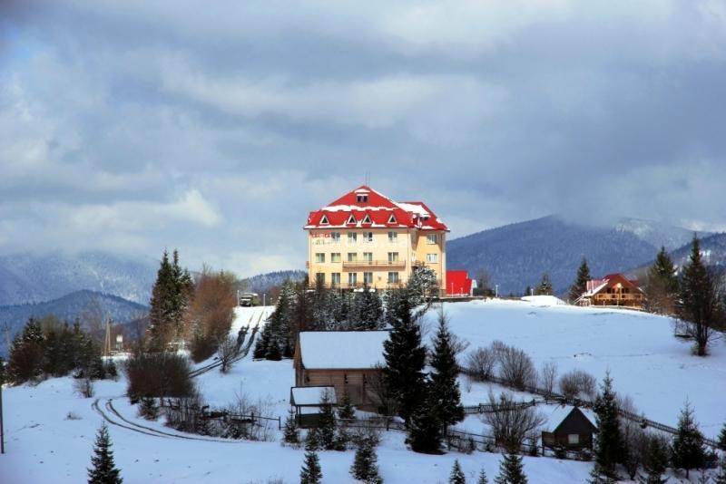 Отель Камянка