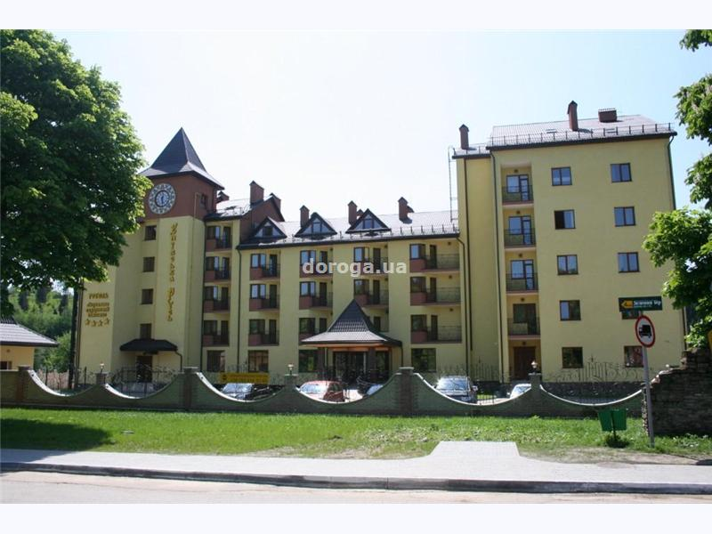 Гостиница Киевская Русь