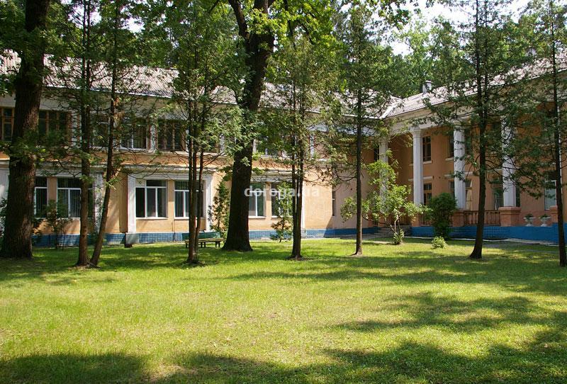 Санаторий Пуща-Водица