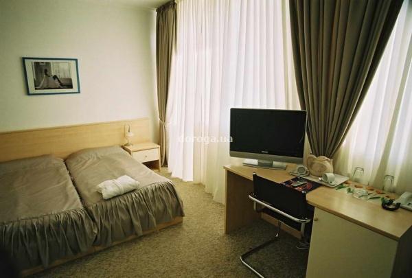 Отель Женева