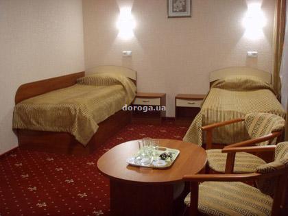 Отель Миргород