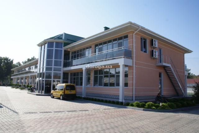 Отель Скиф