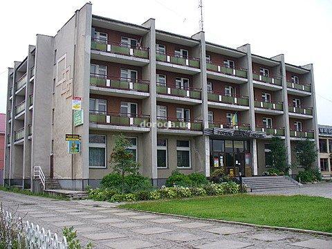 Гостиница Тячев