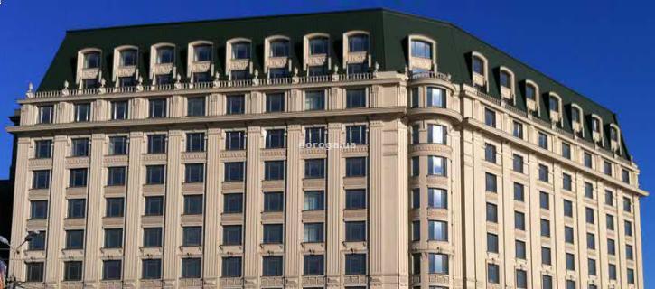 Отель Фермонт Гранд Отель