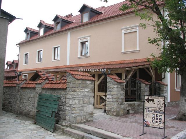 Гостиница Тарас Бульба