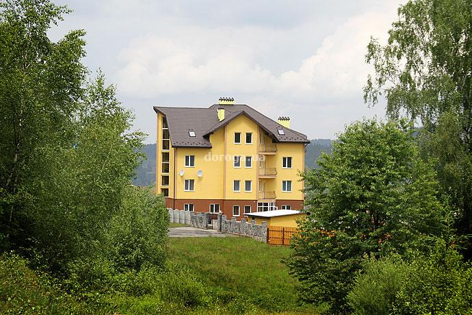 Отель Вилла Юран