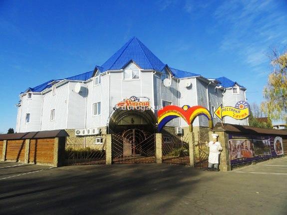 Гостиница Мираж-парк