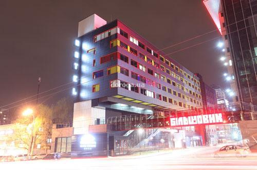 Отель Космополитъ