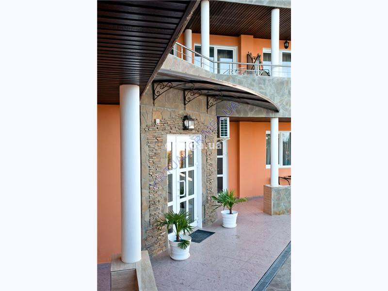 Отель Вилла Форос