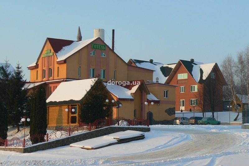 Гостиница Лелека